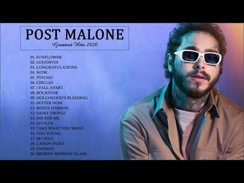 Post Malone Greatest Hits Full Album 2020 - Best Pop Music Playlist 2020