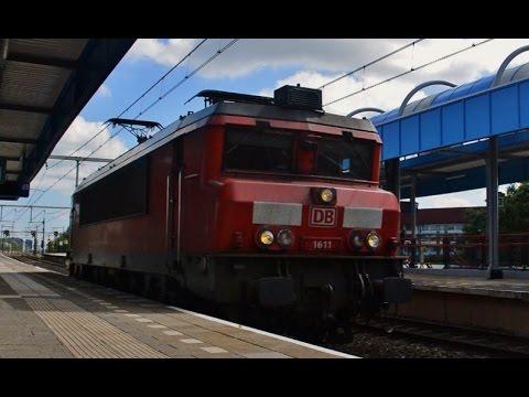 Doorkomst DB 1611 Op Station De Vink