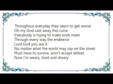 Buju Banton - Not an Easy Road Lyrics