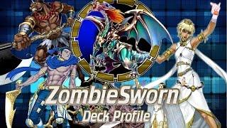 YuGiOh: ZombieSworn Deck Profile 2015