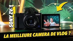 SONY ZV-1 : LA CAMERA DE VLOG ULTIME ?! (TEST)