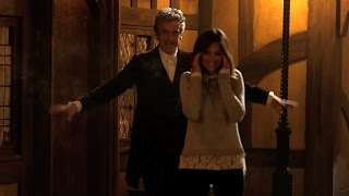 The Raven Blooper - Doctor Who: Series 9 (2015) - BBC