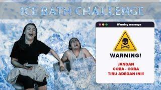 Ice bath Challenge | Megan Domani