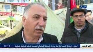 فلسطين المحتلة : حملة اعمار منازل الاحرار ...عنوان للتلاحم الشعبي