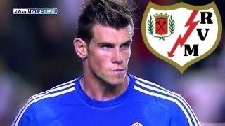 Gareth Bale vs Rayo Vallecano (02/11/13) HD