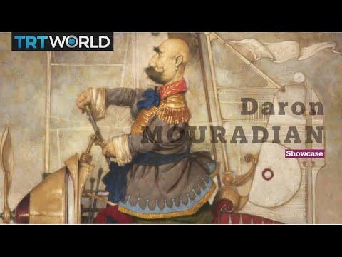 Armenian Artist Daron Mouradian    Exhibitions   Showcase