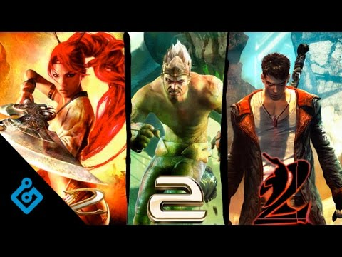 Ninja Theory On The Chances Of Heavenly Sword 2 Enslaved 2 Dmc 2