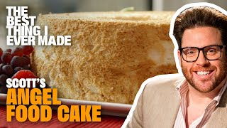 Scott Conant's Angel Food Cake | The Best Thing I Ever Made