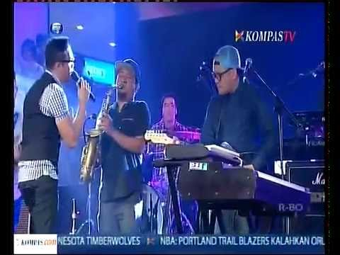 Sammy Simorangkir - Live Kompas Tv (jatuh Cinta)