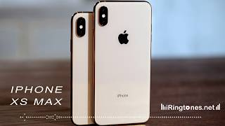 Iphone xs max - apple ringtones ...