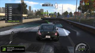 Need for Speed  ProStreet | Powered by GeForce GTX
