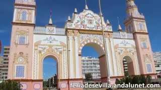 Portada Feria de Abril de Sevilla 2015