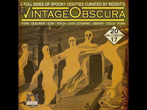 Vintage Obscura Halloween Mix [2017]