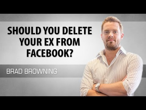 Should You Unfriend Your Ex From Facebook? (If You Want Them Back)