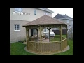 Learn How To Build A Gazebo Free, in minutes