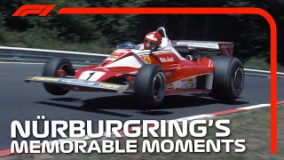 10 Most Memorable Moments From The Nurburgring