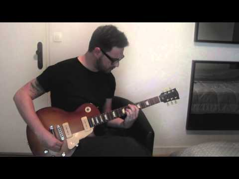Portishead  Glory Box Guitar  HD