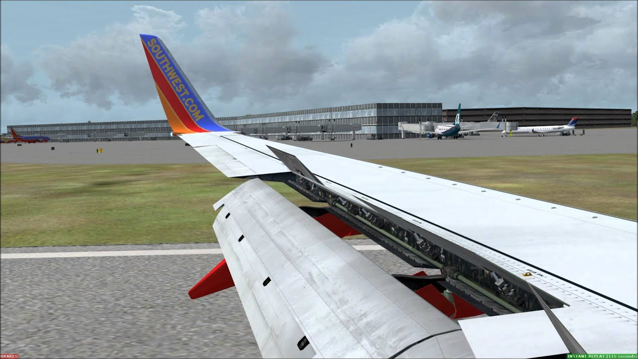 how to fly pmdg 737