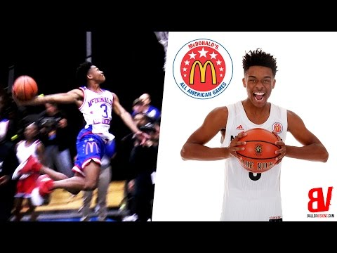 Jaylen Hands EATING in Chicago! McDonald