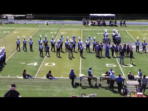 Thomas More College Marching Saints Homecoming 9/30/2017