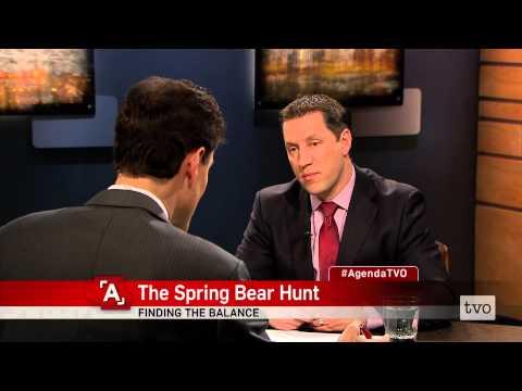 David Orazietti: The Spring Bear Hunt
