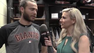 Brandon Crawford: Spring Training Interview