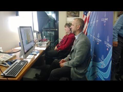 U.S. Consul General with Radio One FM