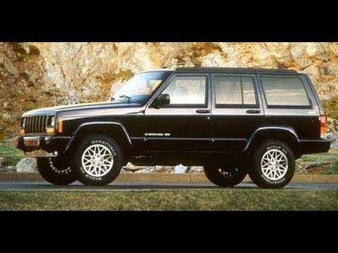 1998 Jeep Cherokee Sport Walk Around U0026 Tour   YouTube
