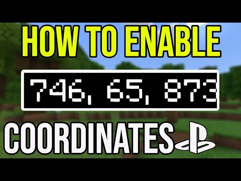 how-to-enable-coordinates-in-minecraft-ps4-(bedrock-edition)