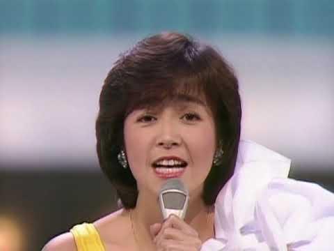 柏原芳恵 ホワイ・ミー(1984年1月)