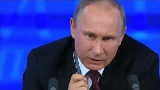 Стиль управления страной и о России в 2018 году. Пресс-конференция Путина 19 декабря 2013