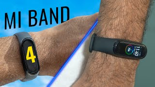 Mi Smart Band 4 REVIEW After 2 Months & GIVEAWAY!