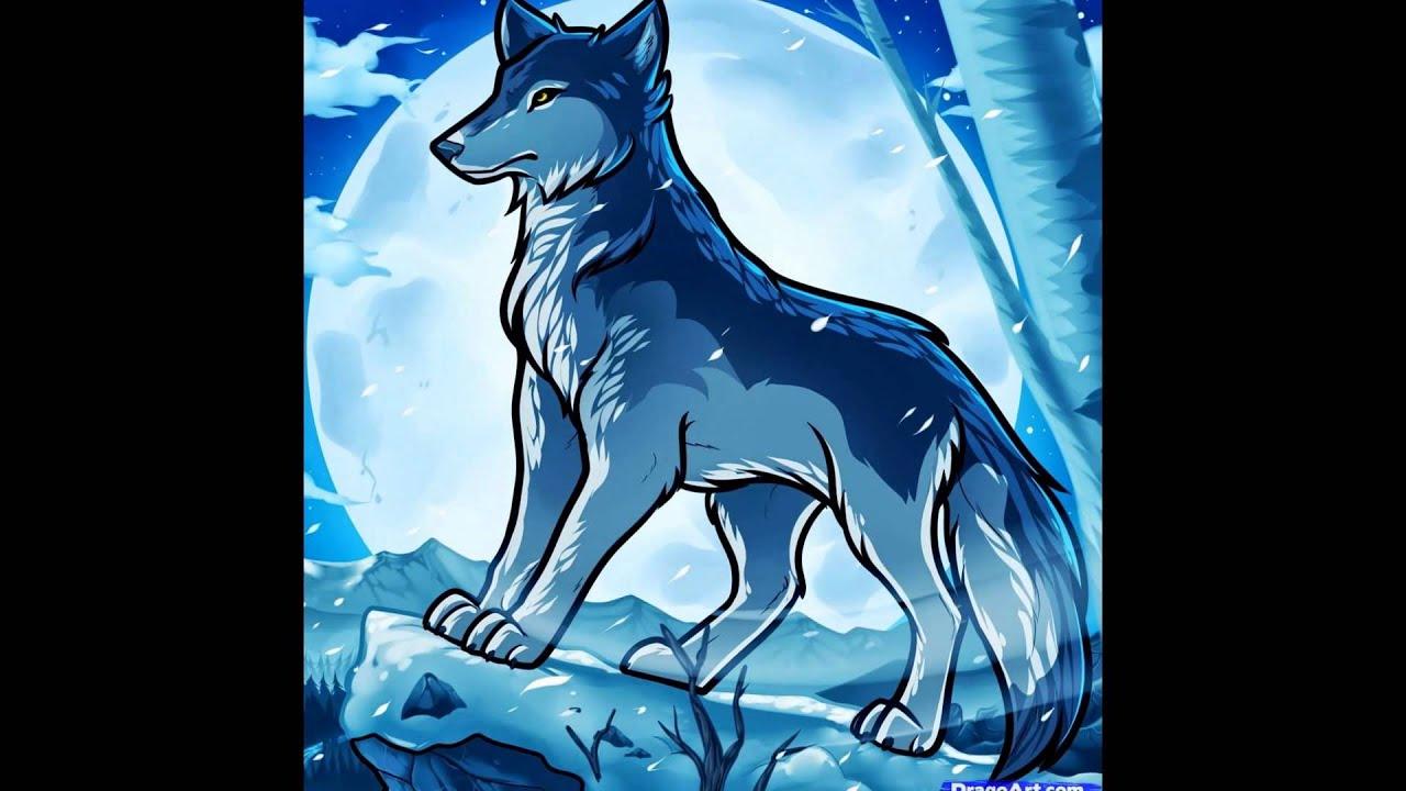 Anime Wolves ♫grenade By Bruno Mars♪