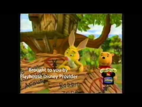 """The Book of Pooh - Episode 29 """"Piglet's Perfect Party / A Wood Divided"""""""