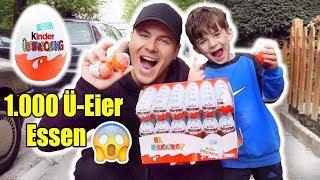 1 Tag lang Ü- Eier ESSEN !!! (Selim kann nicht MEHR... ) 😩