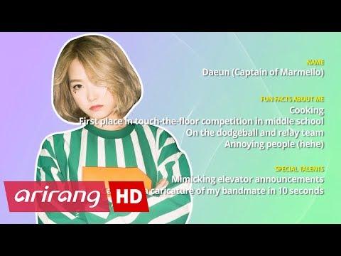 [Pops in Seoul] Marmello(마르멜로) _ Daeun(다은)