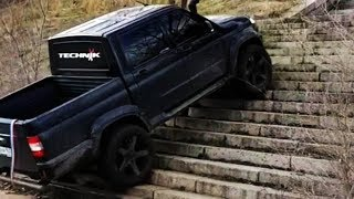 INSANE 4X4! OFFROAD POWER! | WTF Cars