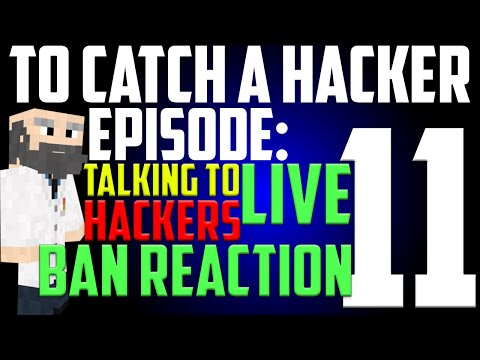 [MC-Admin] Ep.11 - Talking to hackers + BAN REACTIONS!!