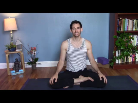 billy gill yoga simple sunday sequence neck shoulders and