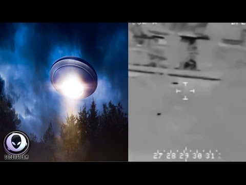 UFO Sightings Triple! What Aren't We Being Told? 5/9/17