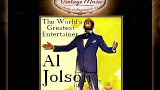 Al Jolson - You Made Me Love You, I Didn´t Want To Do It (VintageMusic.es)