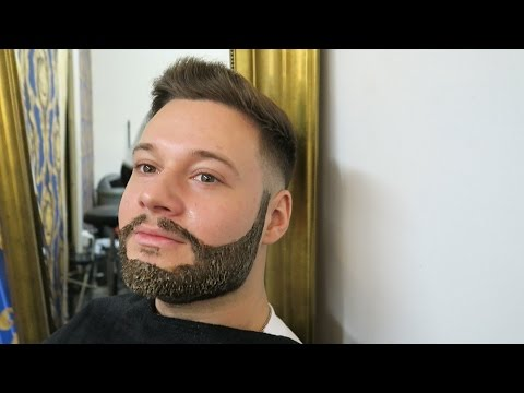 Bart färben... wird das was?   inscopelifestyle