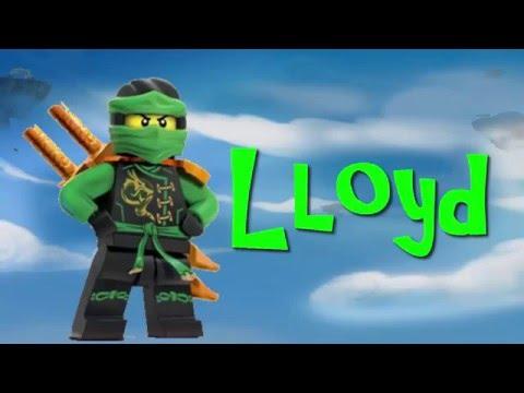 Lego ninjago sezon 6 lloyd youtube - Lego ninjago 6 ...