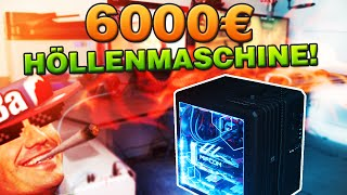 Mein MIFCOM Battlebox Highend Gaming PC - biBa