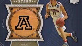Box Busters: 2014-15 Upper Deck Lettermen basketball cards