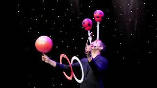 Musica de circo malabares