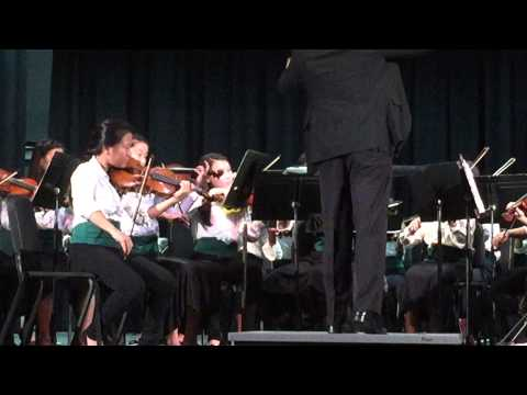 Carmel Valley Middle School Concert--After the Rain