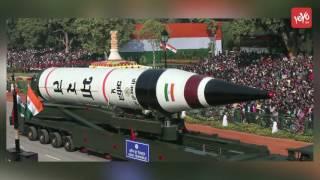 Agni 5 India's Longest Range Nuclear Capable Missile Tests Successfully | #Agni5 | YOYO TV English
