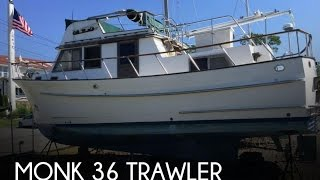 [UNAVAILABLE] Used 1986 Monk 36 Trawler in Staten Island, New York