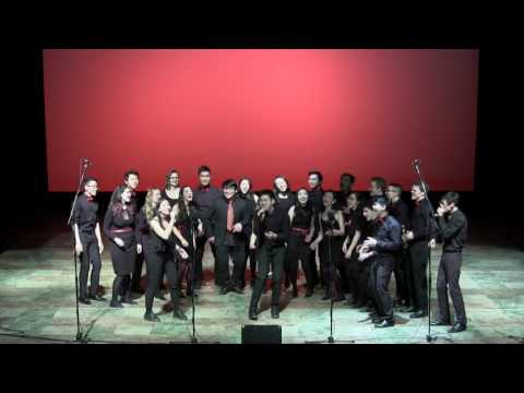 UBC A Cappella - 'Sunday Candy' - Donnie Trumpet & the Social Experiment